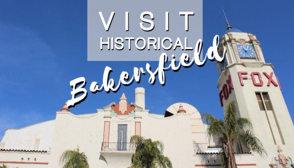 Visit Bakersfield 1