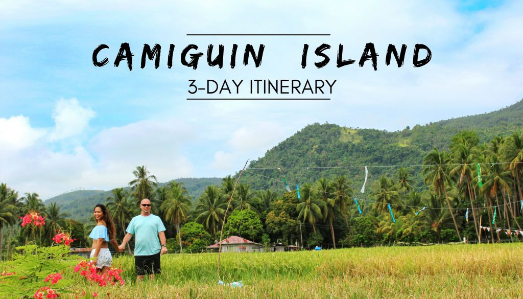 CAMIGUIN ISLAND 3DAY ITINERARY