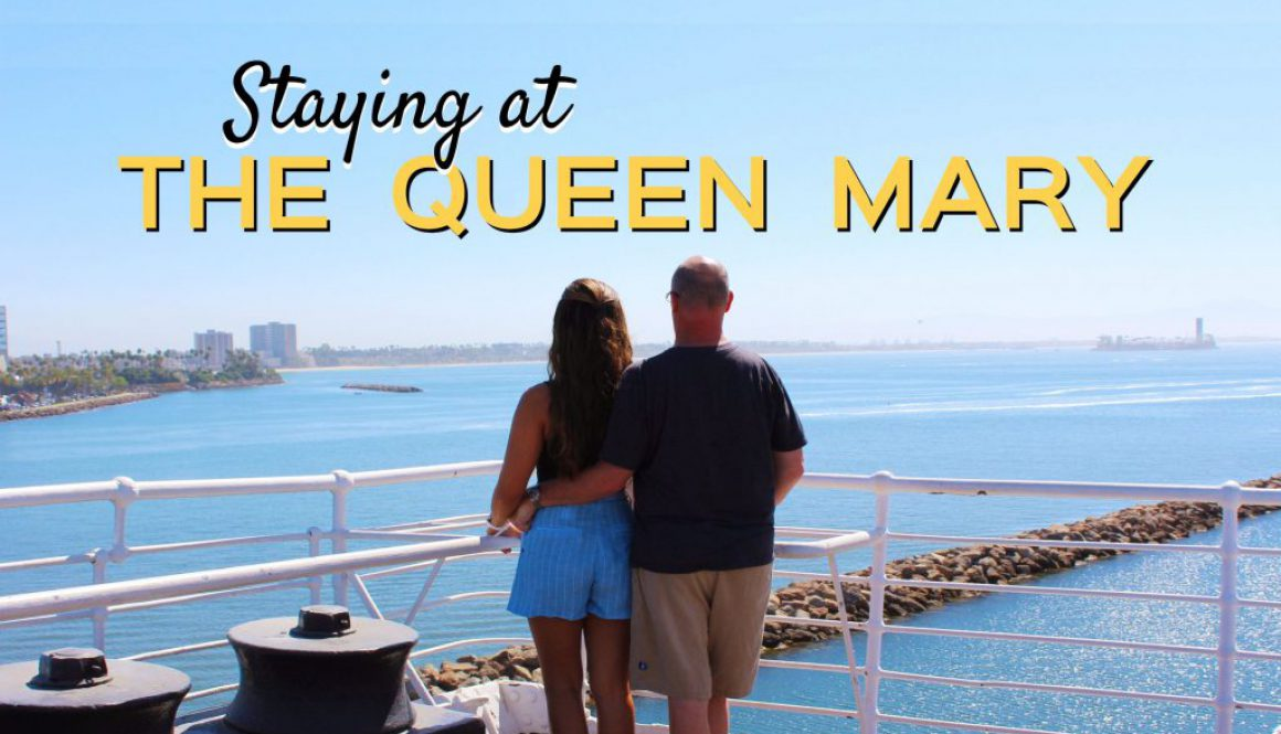 STAYING AT THE QUEEN MARY 12